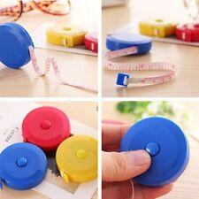 1.5M Multipurpose Retractable Measuring Tape Sewing Ruler Portable Ruler