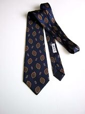 TRUSSARDI ACTION BY MOLTENI G.  NUOVA  NEW VINTAGE 80  SETA SILK  MADE IN ITALY