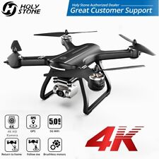 Holy Stone HS700D RC GPS Drohne mit 4K FPV HD Kamera Bürstenlos Quadrocopter
