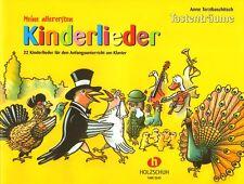 Tastenträume Meine allerersten Kinderlieder Noten für Klavier sehr leicht