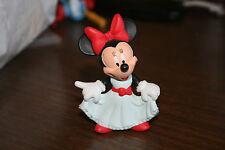 McDonalds Disney Minnie Mouse Figure PVC Cake Topper