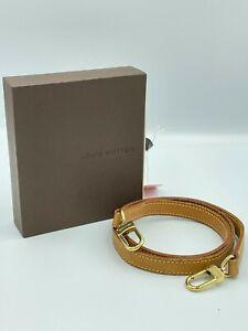 Auth Louis Vuitton Shoulder Strap With Box NS10-0294-001