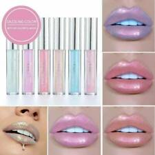 Waterproof Metallic Women Matte Lipstick Long Lasting Glitter Lip Gloss Makeup