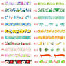 DIY Washi Masking Tape 7 Meters Paper Sticker Decorative Flower Craft Scrapbook