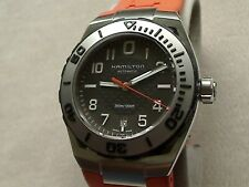 Seltene Armbanduhr der Marke HAMILTON KHAKI, Automatic, Swiss Made