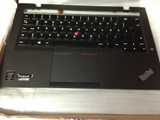 Lenovo ThinkPad X1 Carbon 0C45081 German Keyboard & Palm Rest MQ-69D0 Tastatur