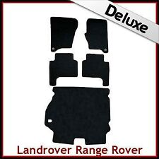Landrover RangeRover Sport 2009 Tailored LUXURY 1300g Car + Boot Mat