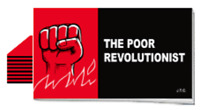 CHICK BIBLE TRACTS: THE POOR REVOLUTIONIST (BUNDLE OF 25) | Jack T. Chick