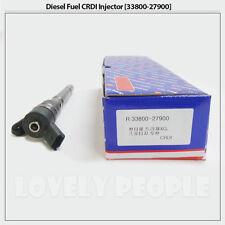 Bosch CRDi Diesel Fuel Injector 33800 27900 for Hyundai Santa Fe Kia Sportage