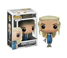 Game Of Thrones Mhysa Daenerys 25 Funko Television Pop! Licensed Vinyl Figure