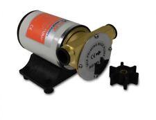 Seaflo Bilgenpumpe selbstansaugend 1800 L/h Deckswaschpumpe + Impeller NEU 8684