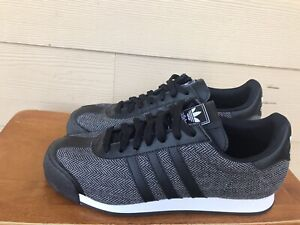 Adidas Originals C76549 Men's Athletic Sneakers Shoes Dark Grey Black Size 9