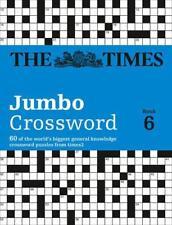 Times 2 grand format Crossword 6 par livre de poche 9780007440351 NEUF