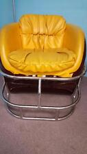 Vintage Football Helmet Chair