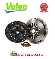 VALEO - 3 Piece Clutch Kit 230mm Diameter Fits Hyundai Trajet Elantra