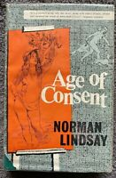 1963 AGE OF CONSENT Norman Lindsay w 28 PLATES, free EXPRESS shipping w/wide