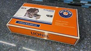 LIONEL 1930400 OLSON HOUSE O SCALE KIT