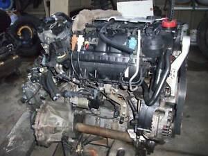 Alfa Romeo 156 2002 Engine and Gearbox