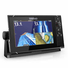 NSS9 evo3 SIMRAD Ecoscandaglio con worldmap di base display HD 9 000-13238-0011