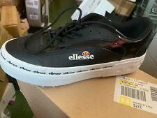 Ellesse  Sneaker , Gr. 40,5  , schwarz