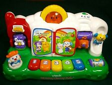 VTech Discovery Nursery Farm Interactive Learning Toy - Works