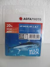 Agfa Photo Original C4909AE HP 940XL Set BK C M y Officejet Pro 8000 8500