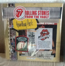 ROLLING STONES From The Vault Leeds 1982 3LP Vinyl 2CD BluRay XL Shirt Japan Box