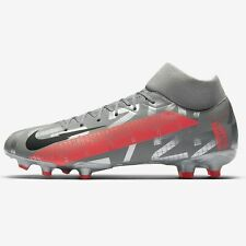 Nike Superfly 7 Academy FG - Grey-Red