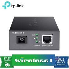 [PRE-ORDER] TP-Link TL-FC311A-2 Gigabit WDM Media Converter