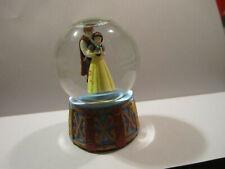 Disney Mini Snow Globes Snow White, Cinderella, Sleeping Beauty, Little Mermaid