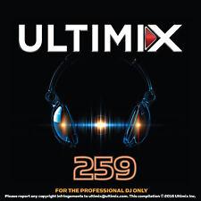 Ultimix 259 CD DJ Snake LSD Chainsmokers Shawn Mendes Cher Jack Back Flo Rida