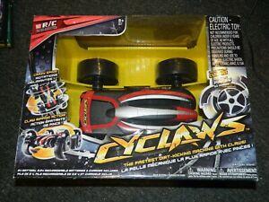 2010 Bandai Cyclaws RC Car NEW
