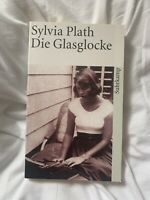 The Bell Jar, Sylvia Plath, German translation, from library of Plath's daughter
