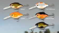 Savage Gear 3D Crucian Crank ready to fish predator lures - bargains