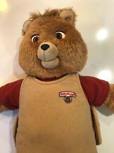 Vintage Teddy Ruxpin 1985
