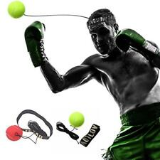 Boxing Punch Exercise Fight Ball With Head Band For Reflex Speed Training Box hi