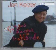 (BD996) Jan Keizer, CA Va Pas Changer Le Monde- 2000 CD