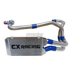 "CX 25""x11""x3"" Intercooler Piping kit w/BOV For 97-04 Nissan FRONTIER KA24DE"