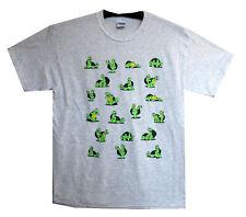 NEW Sexy T-SHIRT Tiermotiv Fun Shirt Schildkröte Turtle Größe M
