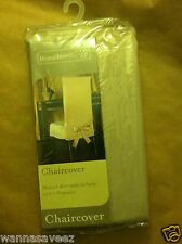 HomeTrends Dining Room Chair Cover - Tan