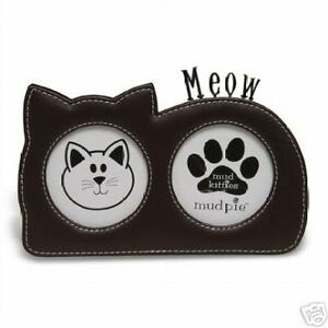 purr-fect meow frame by Mud-Pie Pets