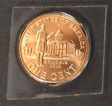 "2009 P Lincoln ""Professional Life"" Cent  Satin Finish Copper Penny"