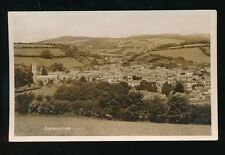 Devon ASHBURTON General view Used 1955 RP PPC