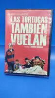 Pelicula en DVD Las Tortugas Tambien Vuelan
