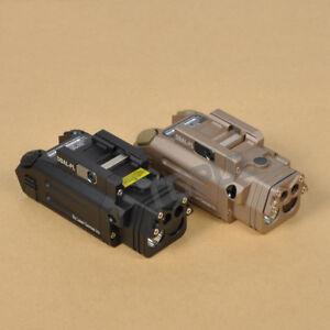 Weapon Light DBAL-PL Handgun Light Constant/ Strobe/ Red laser/ IR Light Laser