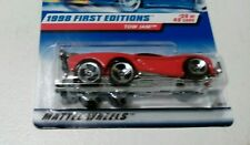 Hotwheel (#-658) 1998 FIRST EDITIONS , TOW JAM , red #-25 of 40 cars