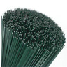 250g green lacquered Florists Thin Stub Wire 18 Gauge CHOICE OF LENGTH -