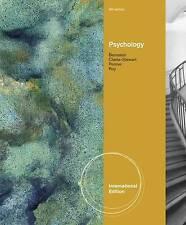 Psychology, International Edition Bernstein Clarke-Stewart Penner Roy VG cond