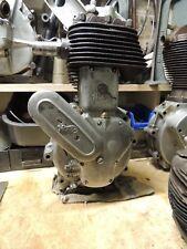 Norton 16H W41236 1940 Motor engine WW2 WK2 WD Contract V7353 Egypt sv 500 ccm