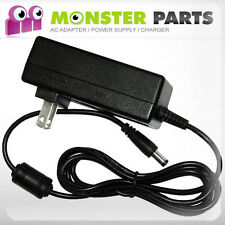 15V Power adapter for MICROTEK SCANMAKER s400 6800 Scanner Supply charger DC NEW